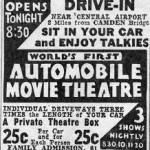 Worlds First Drive-In Camden NJ