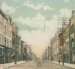 S. Main St. Wilkes Barre Early 1900s
