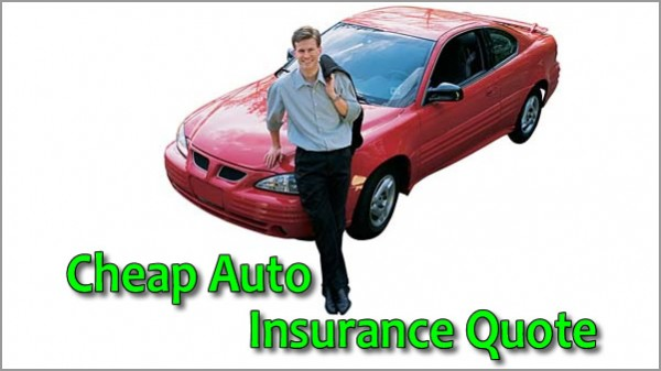 cheap auto insurance quote