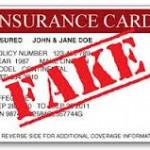Fake Auto Insurance