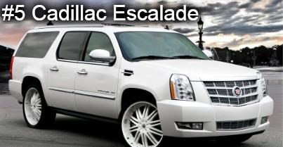 5-Cadillac Escalade