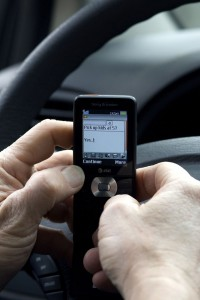 Texting While Driving And Your Auto Insurance