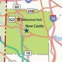 New Castle PA Car Insurance Rates